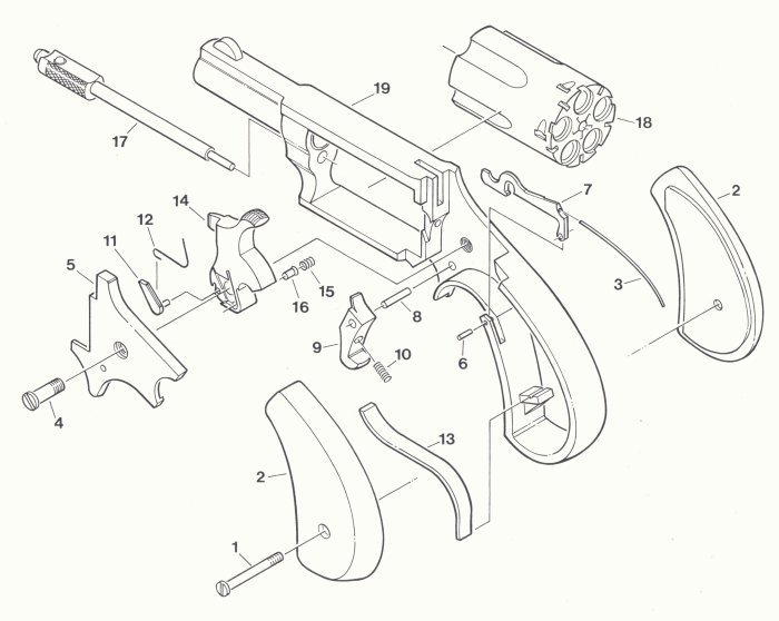 Parts Exploded View