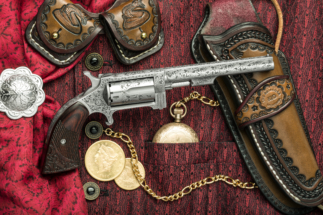 Sidewinder Engraved Western