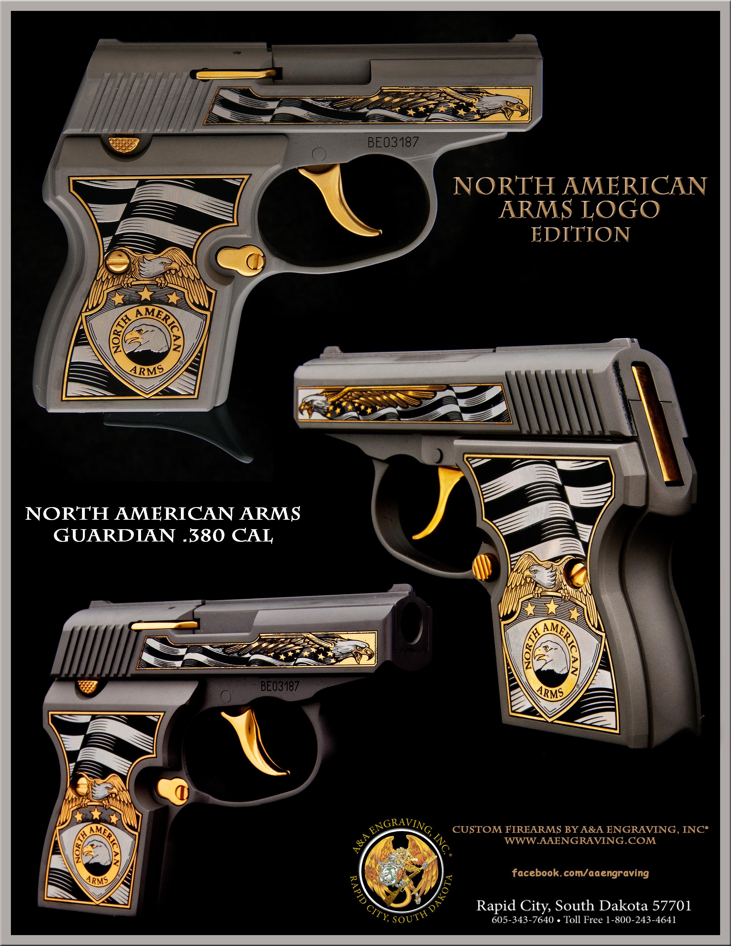 Exotica – North American Arms